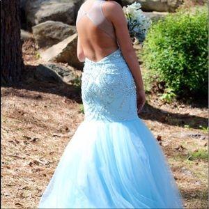 RACHEL ALLAN PROM DRESS!!